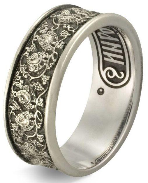 православные кольца